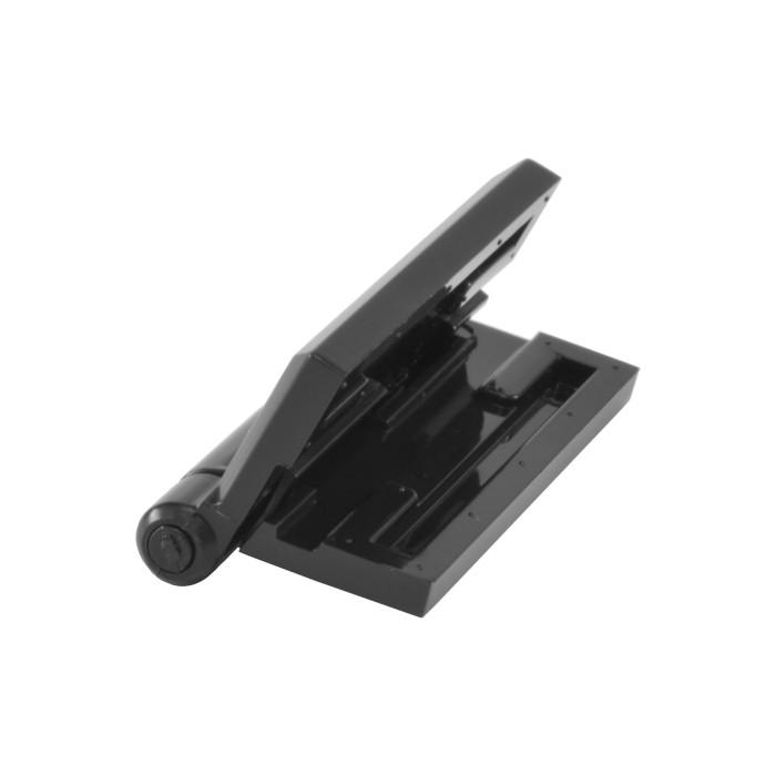 acrylglas scharnier schwarz m f r plexiglas acrylic. Black Bedroom Furniture Sets. Home Design Ideas