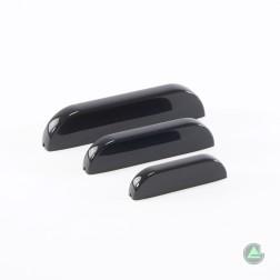 Acrylglas Griff Türgriff schwarz Grünke® Acryl Small Medium Large